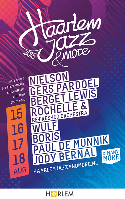 Haarlem Jazz & More